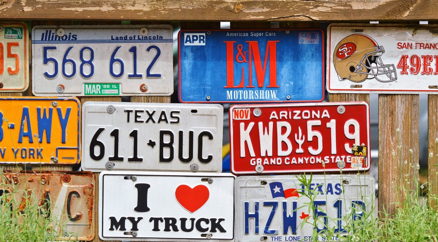 FIVE REASONS TO CONSIDER A PERSONALISED NUMBER PLATE