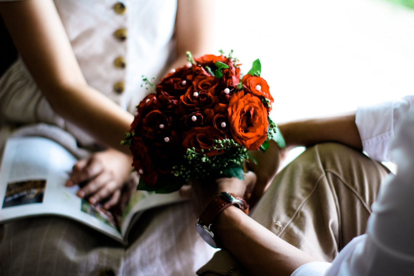 HOW THE TRADITION OF GIVING FLOWERS BEGAN