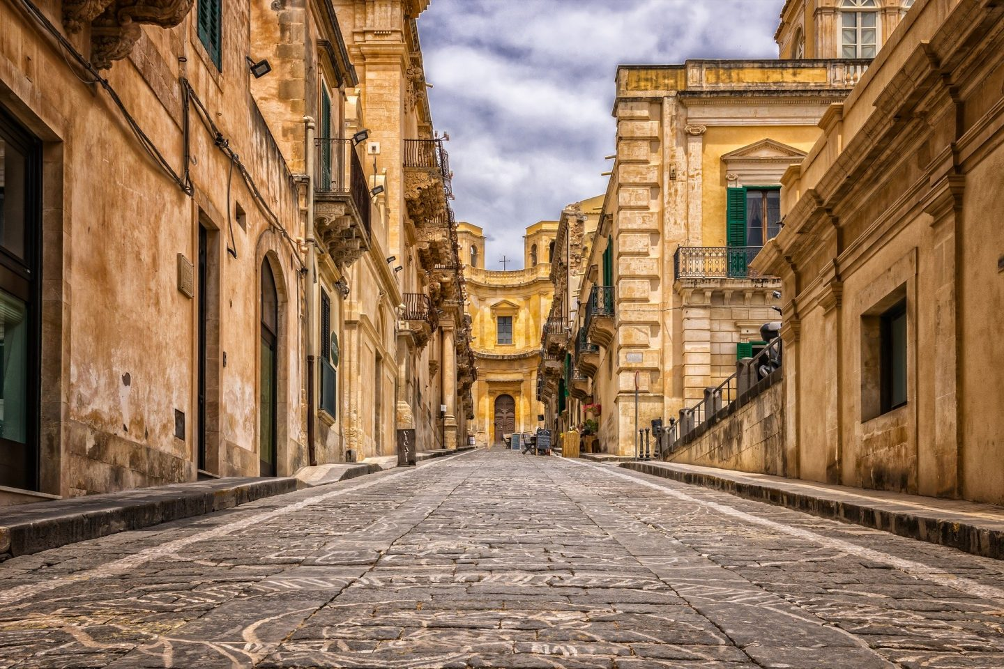 SICILY: A PECULIAR MIX OF CULTURES