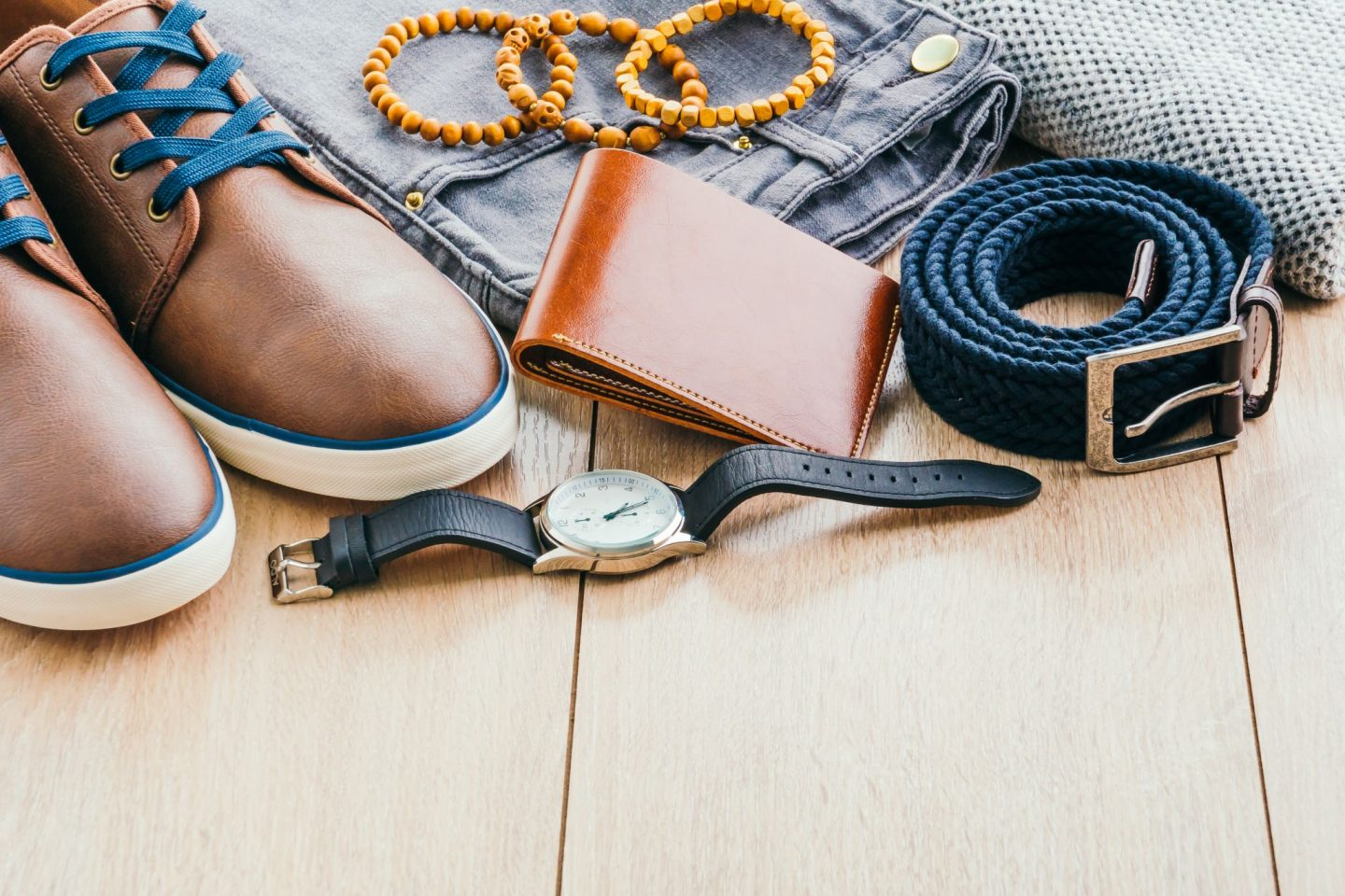 5 FASHION BARGAINS FOR MEN