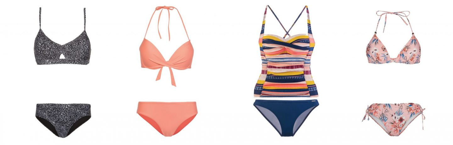 4 SUMMER BIKINI LOOKS TO TRY OUT
