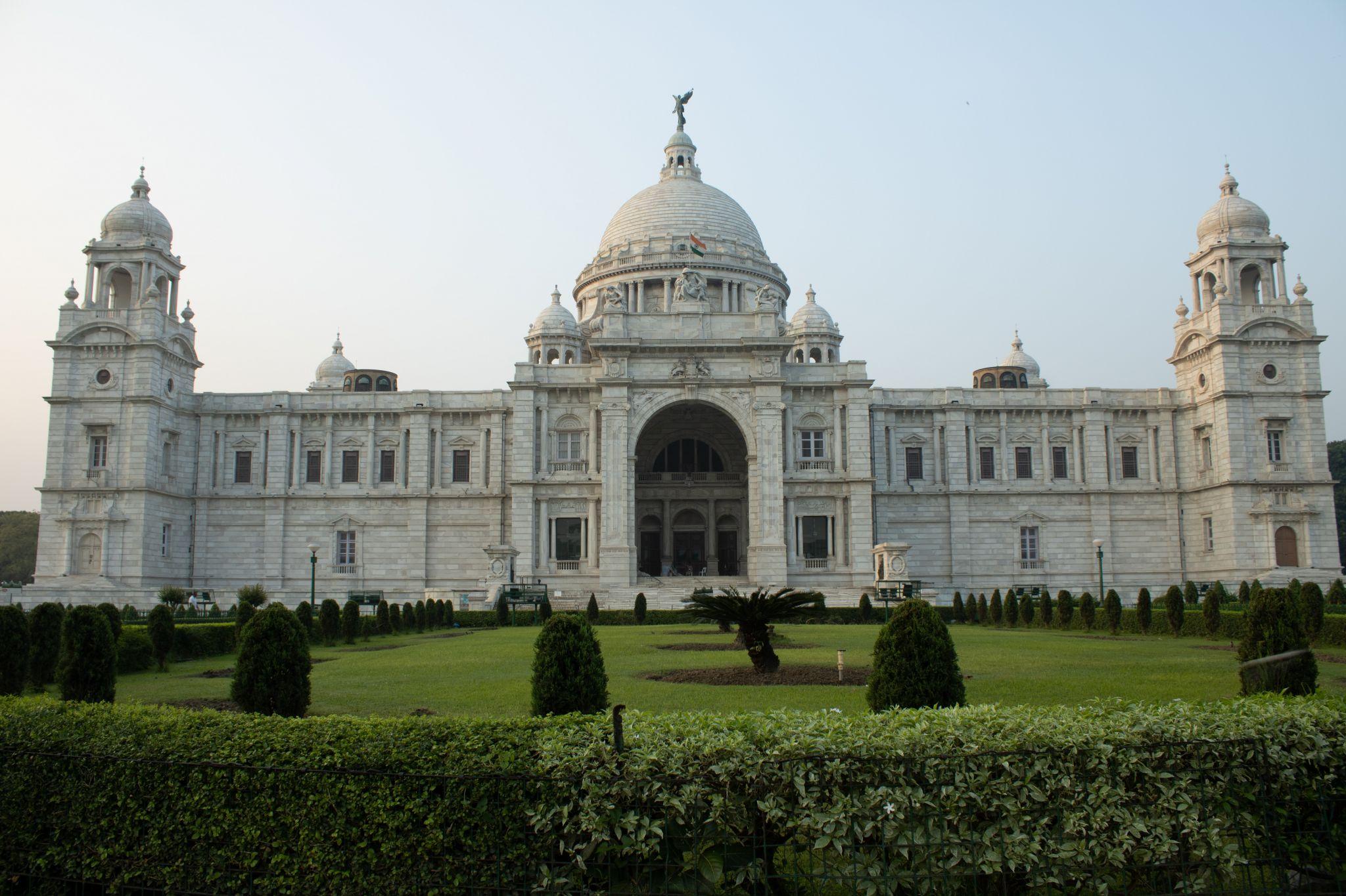 victoria mémorial india