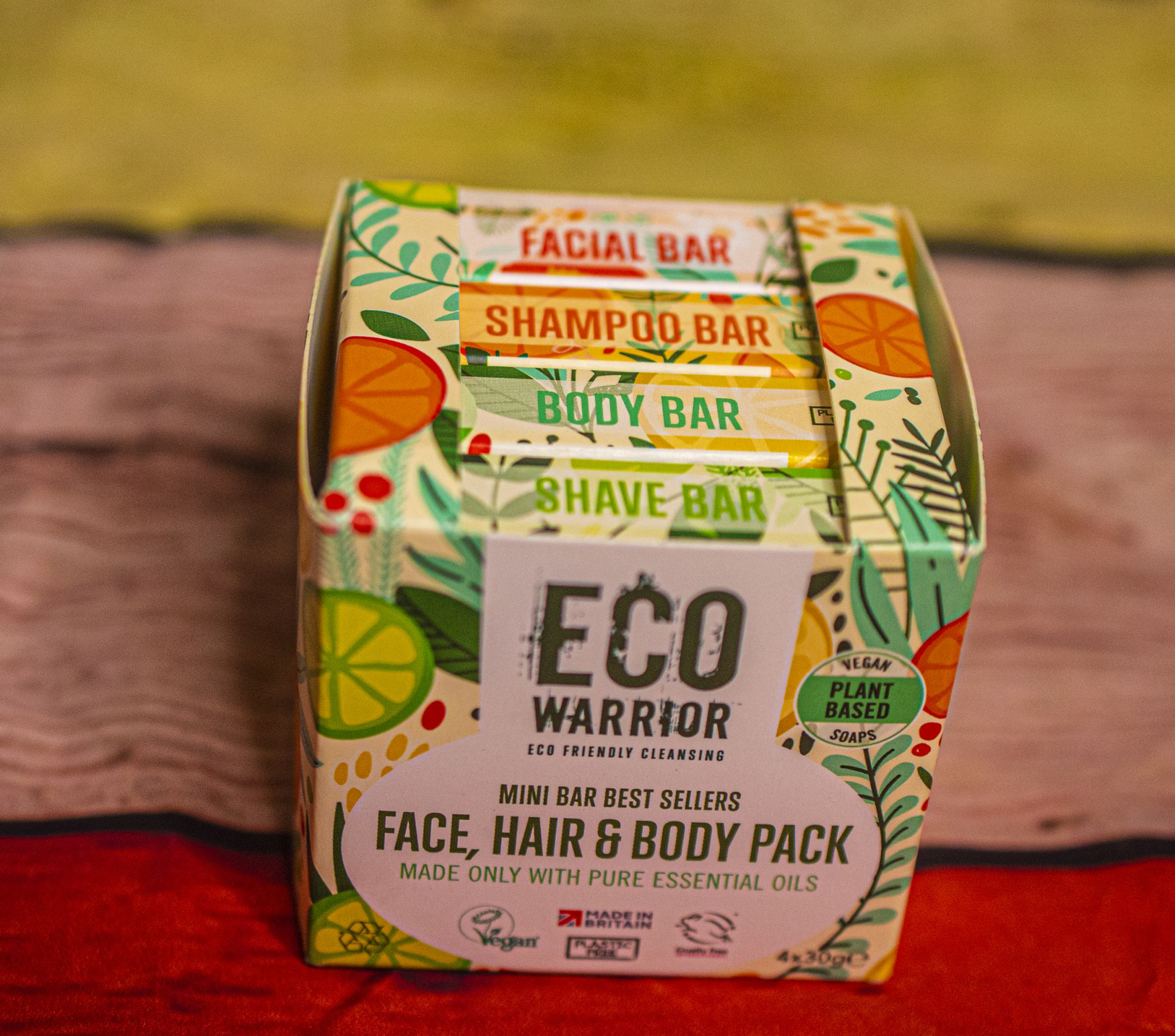 Eco Warrior Body Pack