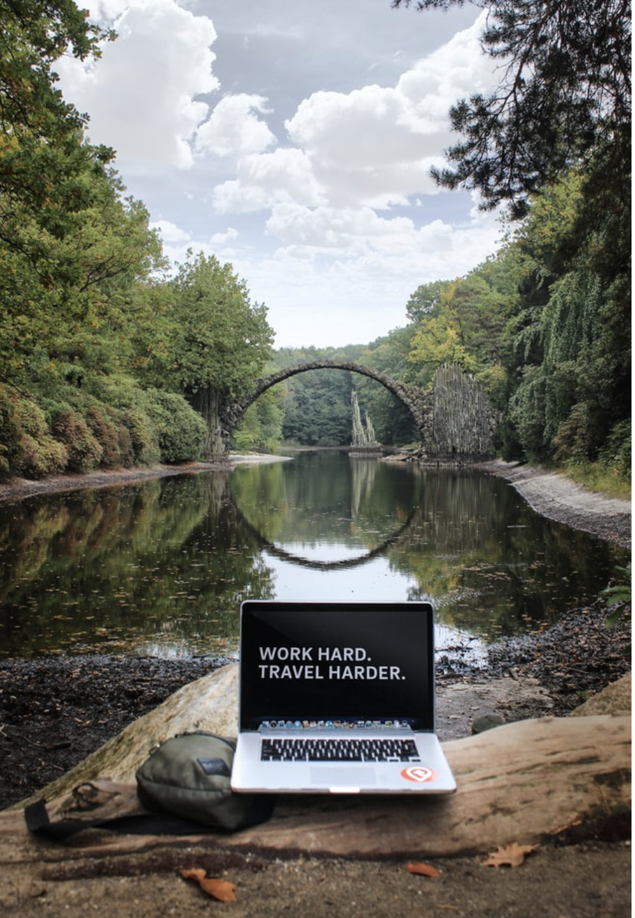 DIGITAL NOMADS – TRAVEL THE WORLD AND WORK SOME ALONG THE WAY