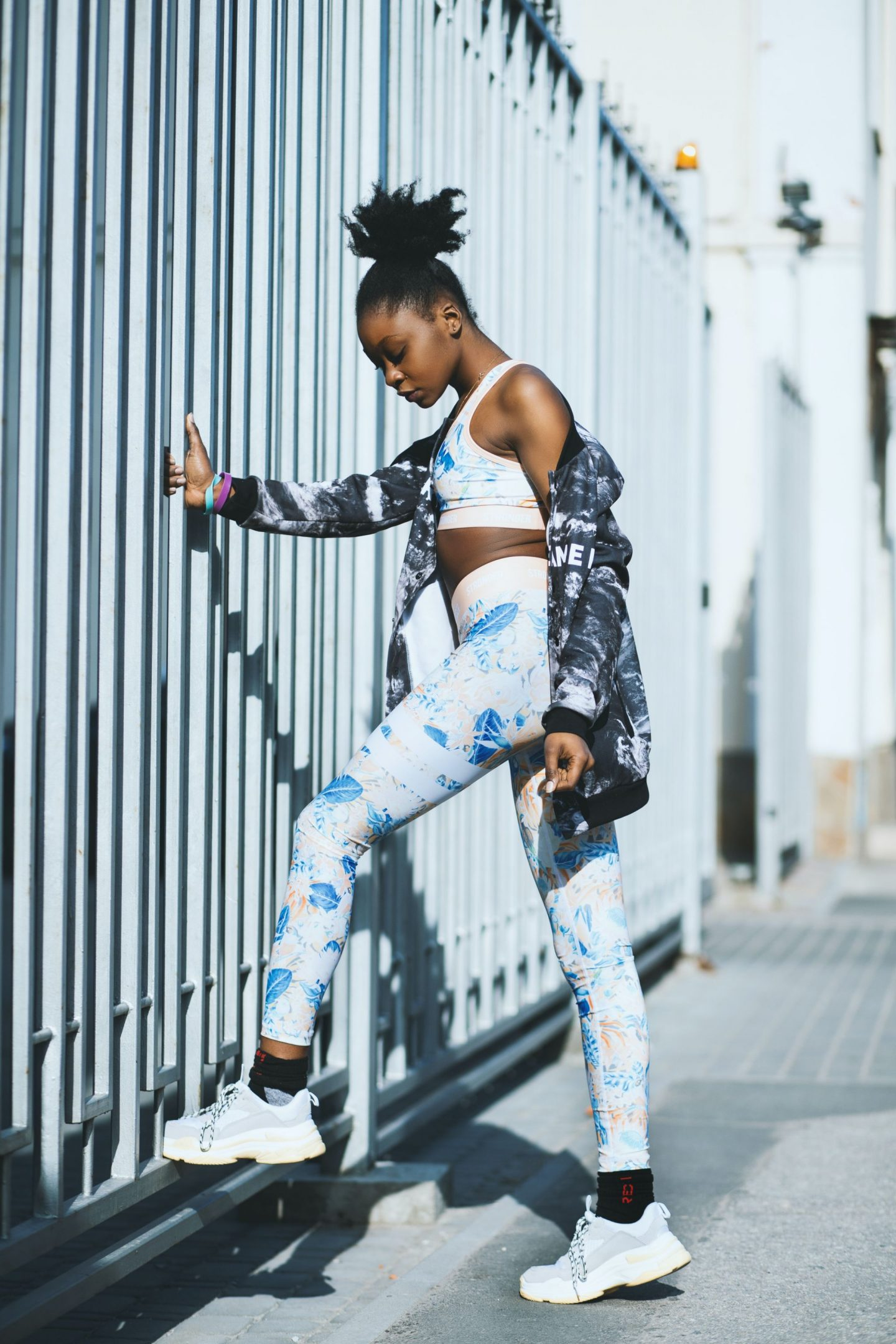LUXURY ATHLEISURE TRENDS TO EMBRACE RIGHT NOW