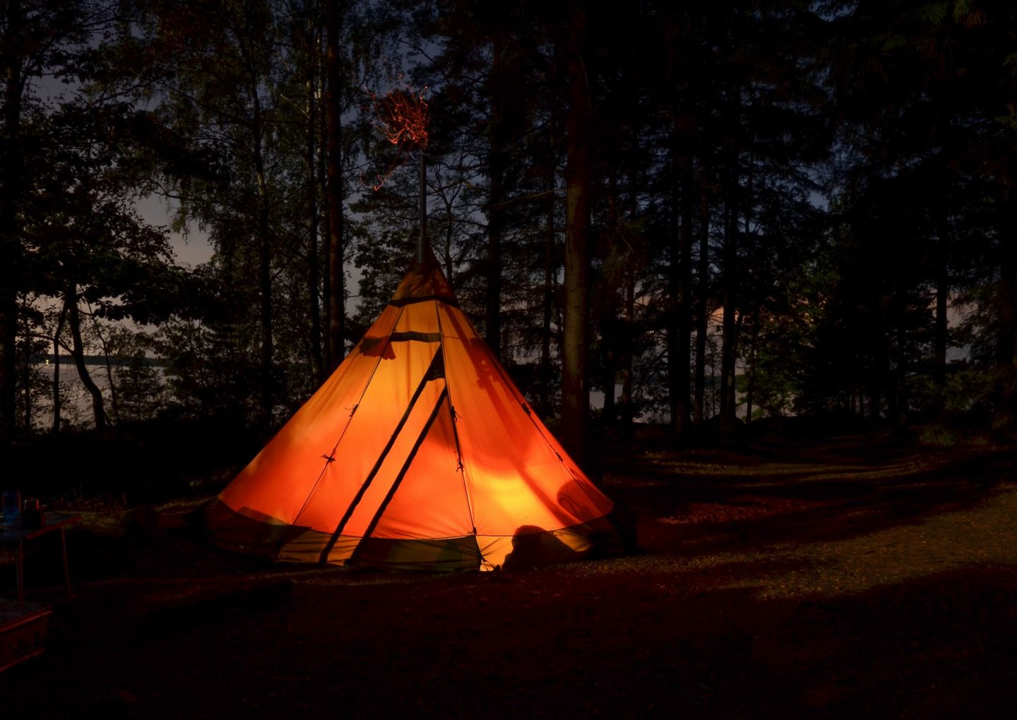 TIPS FOR GLAMPING NEAR SEATTLE
