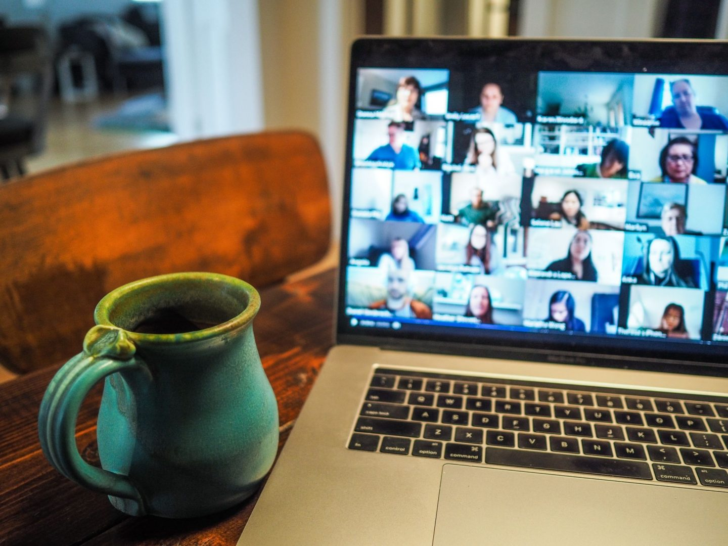 WHY REMOTE CONFERENCES ARE HERE TO STAY