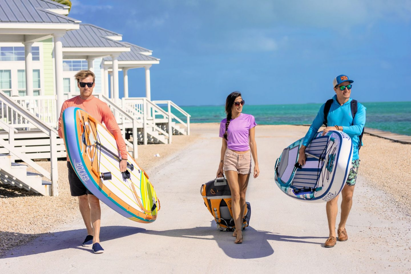 QUALITIES TO LOOK FOR WHEN BUYING A PADDLEBOARD