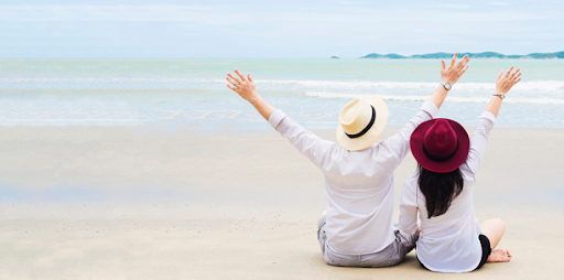 DO YOU KNOW THESE FAMOUS ROMANTIC BEACHES