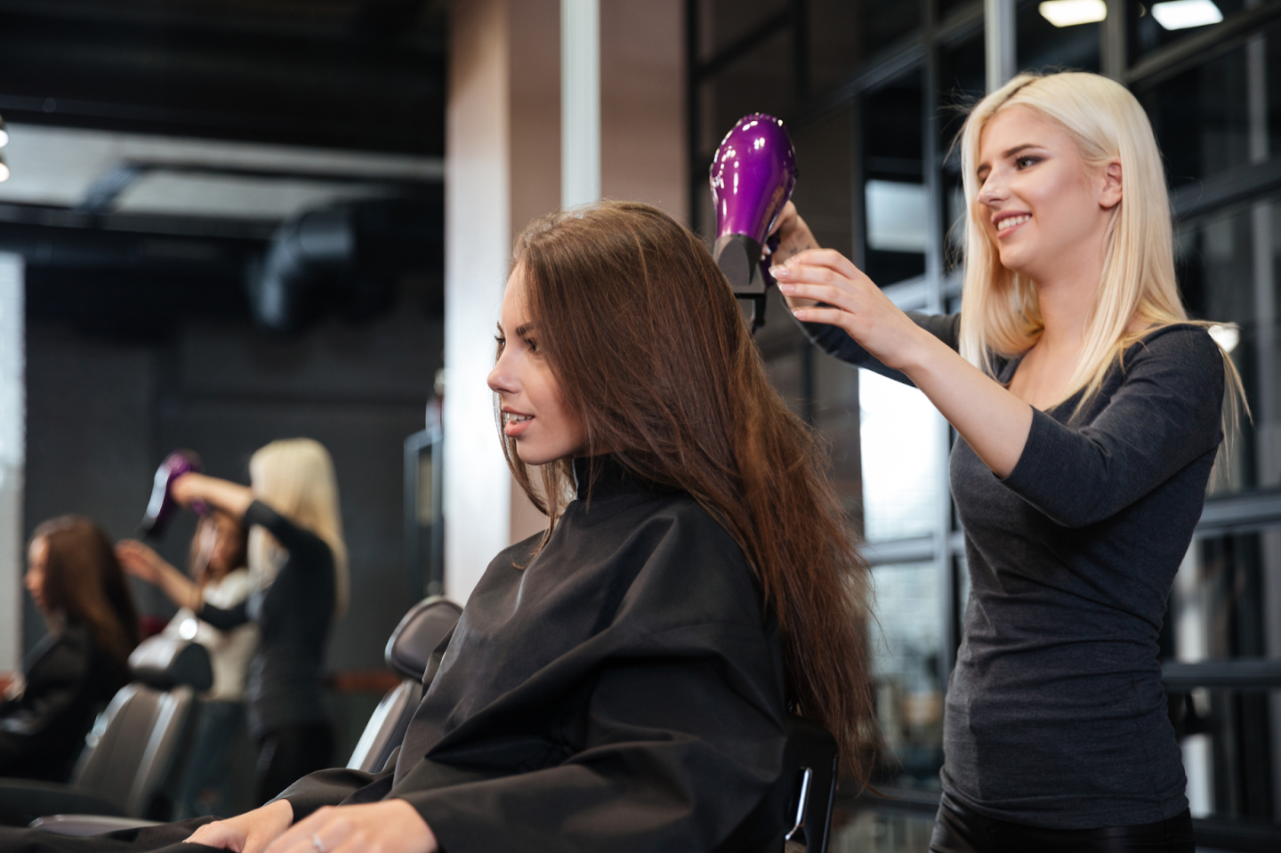WANT TO OPEN A BEAUTY SALON? LEARN THE BASICS HERE