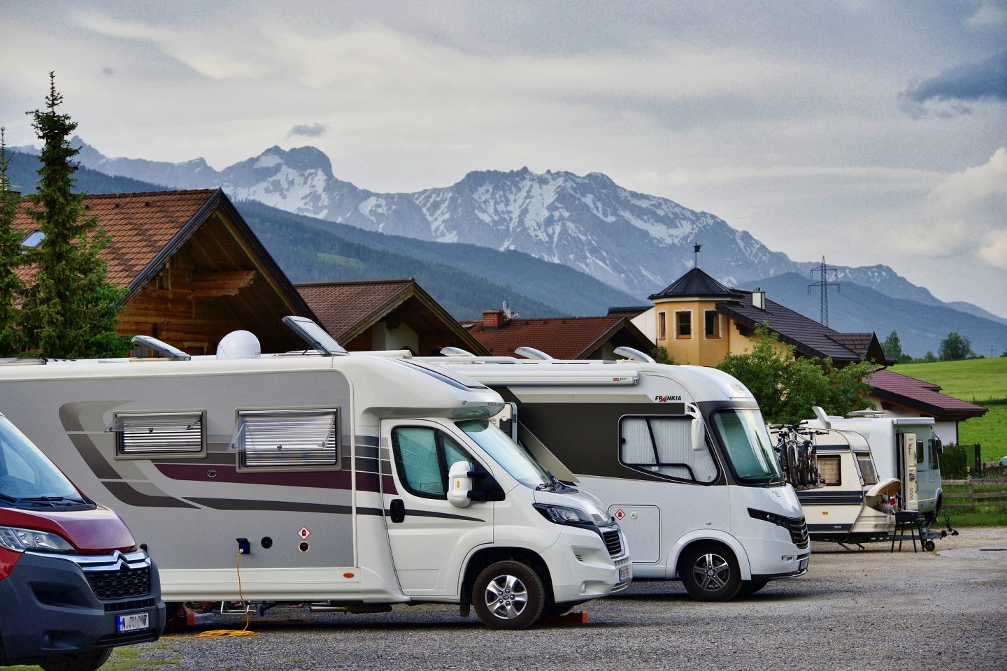 HOW TO CHOOSE THE RIGHT RV TO RENT