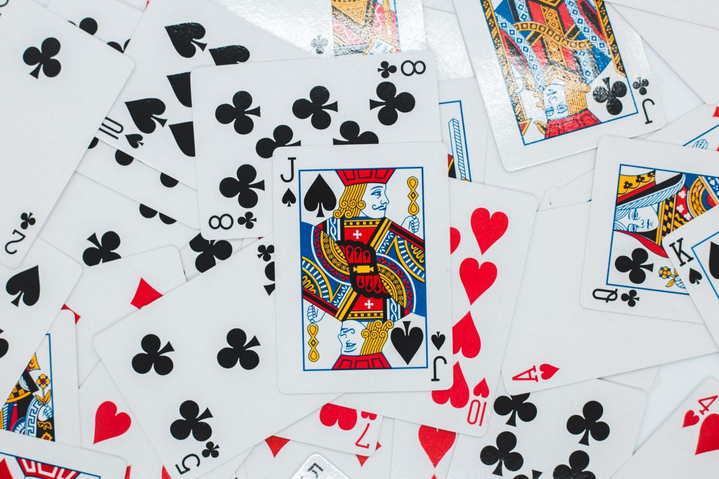 THE LURE OF CARD GAMES