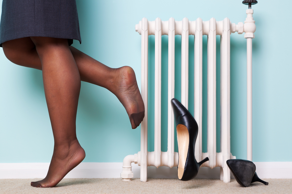 A GUIDE TO WOMEN'S WORK SHOES