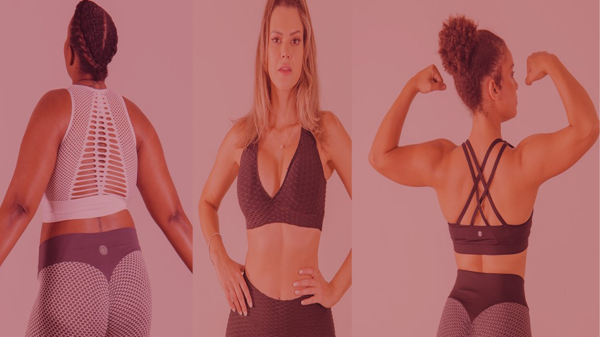 Carry Out Your Physical Activities Effortlessly By Wearing Sexy Women's Sports Bras!