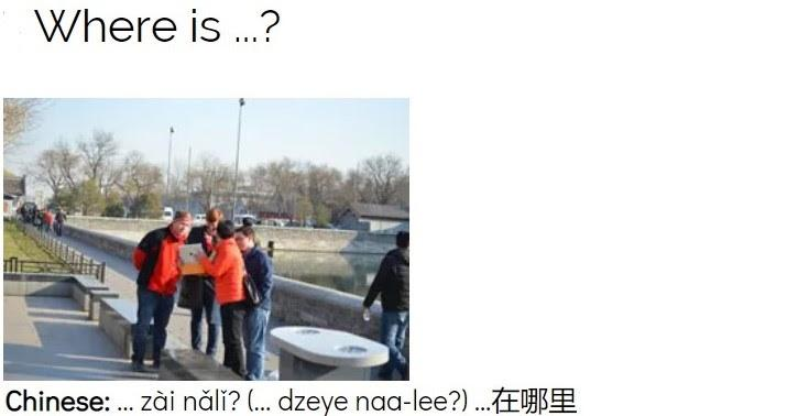 8 Essential Chinese Phrases and Words a First-Time Traveler Should Learn