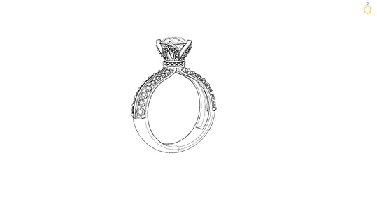 4 Tips to Buy a Custom Made Engagement Ring
