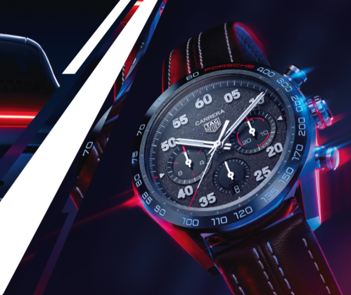 The Proud Heritage Of A TAG Heuer Watch