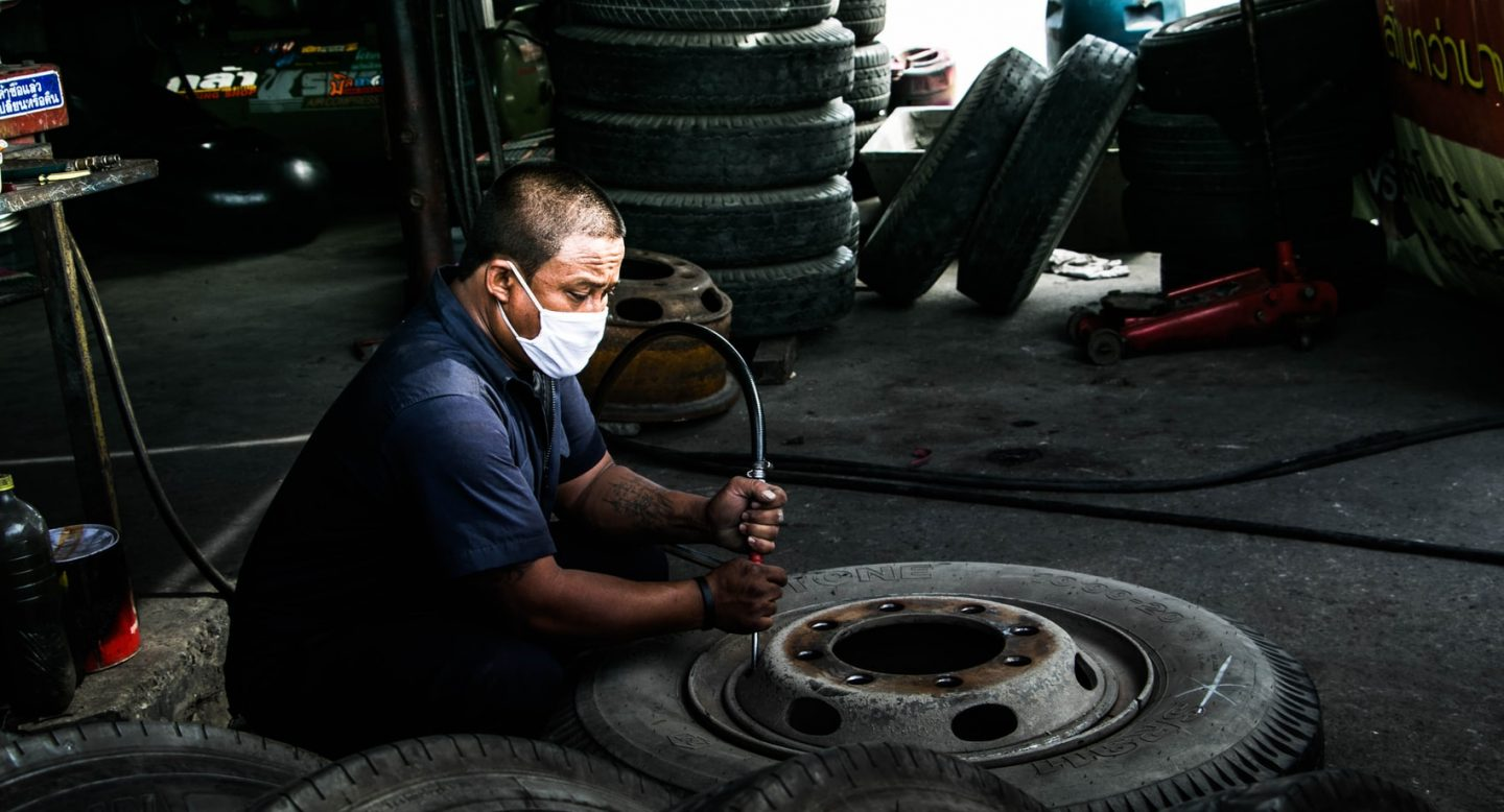 Why You Should Buy Tires From Local Shops
